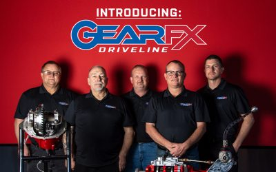 Introducing GearFX Driveline