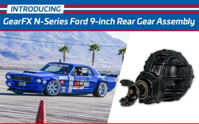 New N-Series Ford 9-Inch Rear Gear Assembly