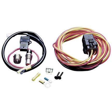Spal Fan Accessories - Wiring