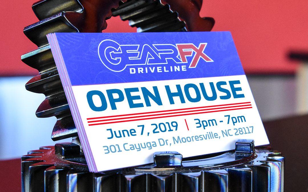 GearFX Open House