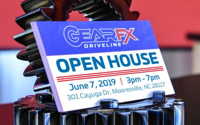 GearFX Open House