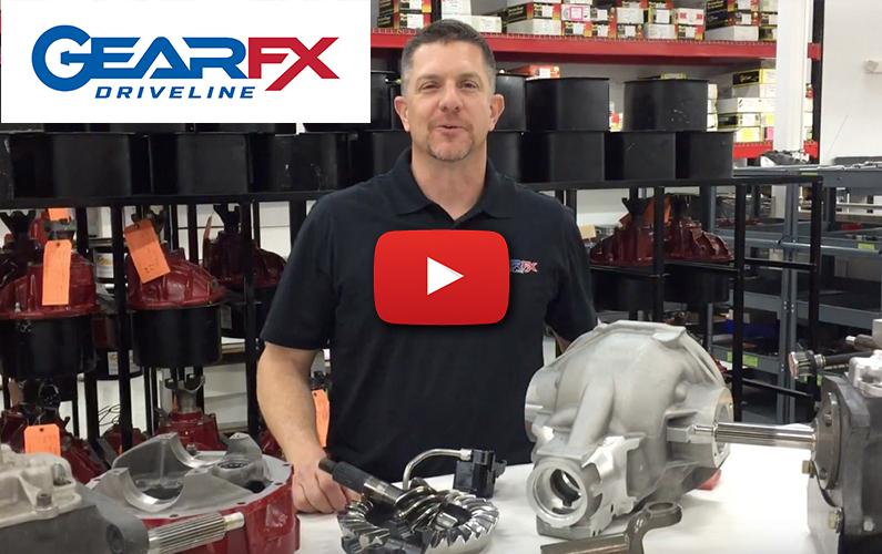 Introducing GearFX Driveline