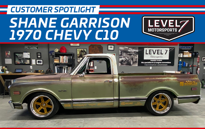 Customer Spotlight – Level 7 Motorsports